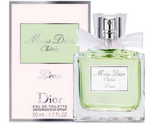 "Туалетная вода Christian Dior ""Miss Dior Cherie L'Eau"", 100 ml"
