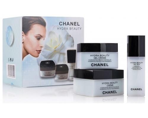 Набор кремов Шанель Hydra Beauty 3 в 1