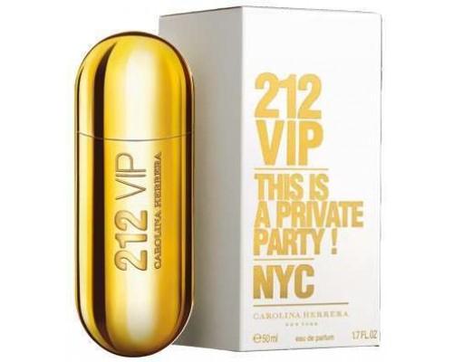 "Парфюмерная вода Carolina Herrera ""212 VIP"", 80 ml"