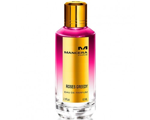 """Парфюмерная вода Mancera """"Roses Greedy"""", 120 ml"""