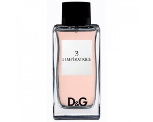 "Туалетная вода Dolce and Gabbana ""№3 L'Imperatrice"", 100 ml (Luxe)"