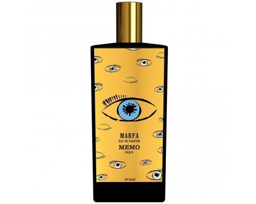 "Парфюмерная вода Memo ""Marfa"", 75 ml (Luxe)"