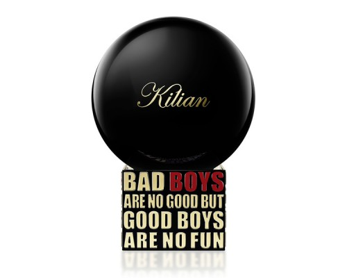 Парфюмерная вода Bad Boys Are No Good But Good Boys Are No Fun, 100ml (тестер)