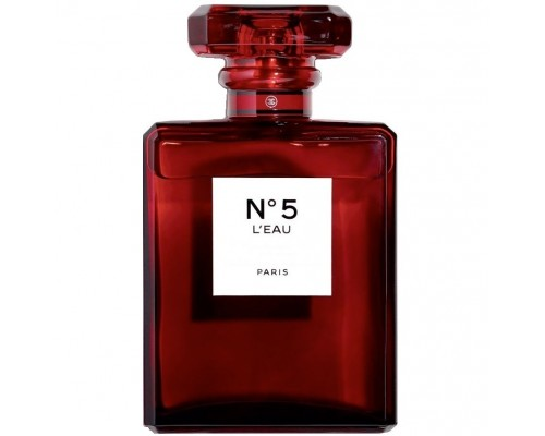 "Парфюмерная вода Шанель ""№ 5 L'Eau Red Edition"", 100 ml (Luxe)"