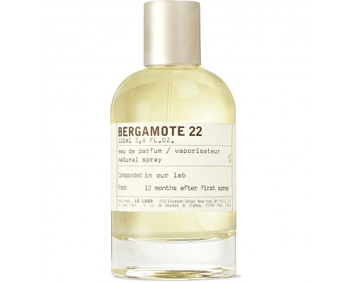 "Парфюмерная вода Le Labo Bergamote 22"", 100 ml (Luxe)"