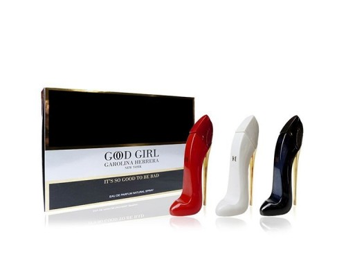Подарочный набор Carolina Herrera Three Sets Perfume