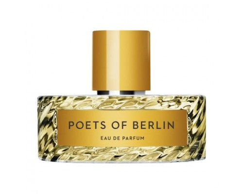 "Парфюмерная вода Vilhelm Parfumerie ""Poets Of Berlin "", 100 ml (Luxe)"