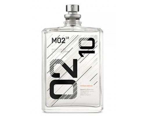 "Туалетная вода Escentric Molecules ""Power of 10 Limited Edition Molecule 02"", 100 ml"