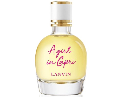 "Парфюмерная вода Lanvin ""A Girl In Capri"", 90 ml"