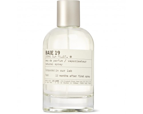 "Парфюмерная вода Le Labo ""Baie 19"", 100 ml"