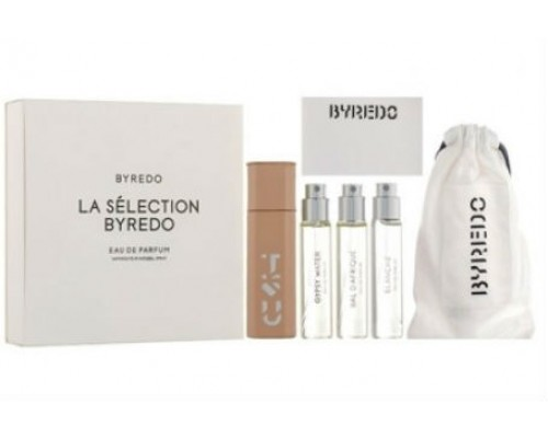 Подарочный набор Byredo La Selection Byredo, 3x12ml