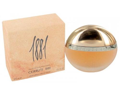 """Туалетная вода Cerruti """"1881 pour Femme"""", 50 ml"""
