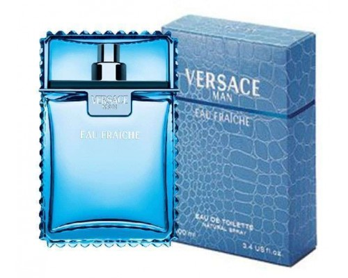 "Туалетная вода Versace ""Man Eau Fraiche"", 100 ml"
