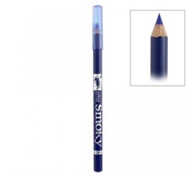 Карандаш для глаз Bourjois Effet  Smoky (синий)  waterproof  No 37