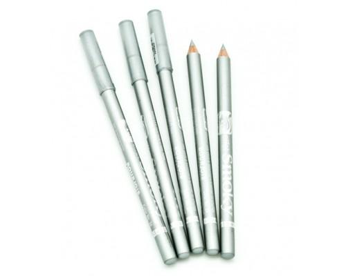 Карандаш для глаз Bourjois Effet  Smoky Silver (серый)  waterproof  No 24