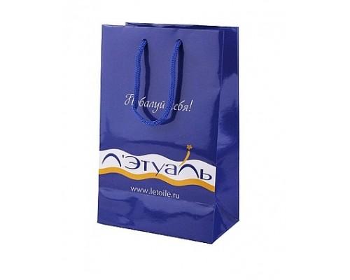Пакет подарочный Л'Этуаль
